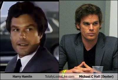 actor celeb funny harry hamlin michael c hall TLL categoryimage