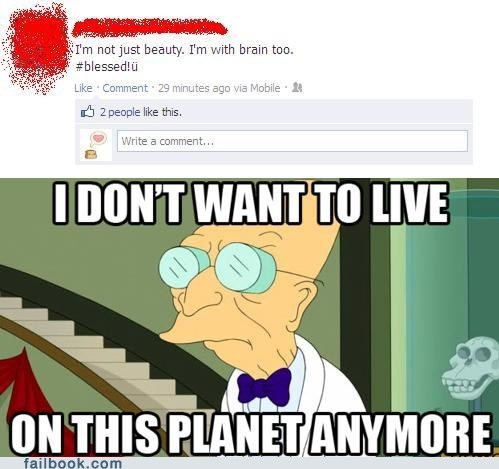 brains i dont want to live on this planet anymore intelligence - 6627720192