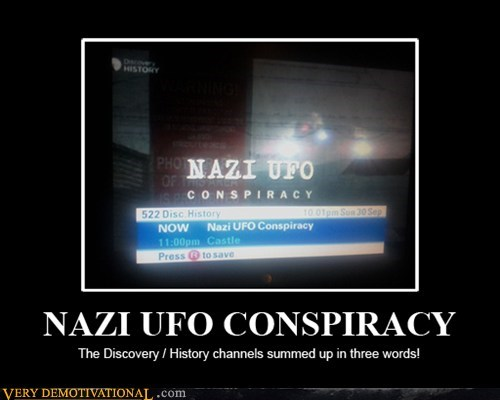 nazi ufo conspiracy history channel discovery - 6627932416