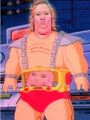 honey boo-boo Krang TMNT - 6628499968