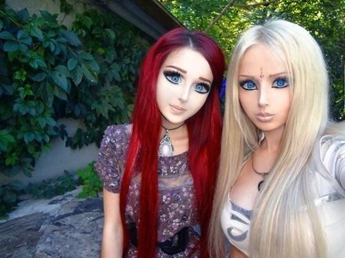 anime girls barbie dolls plastic surgery - 6628505344