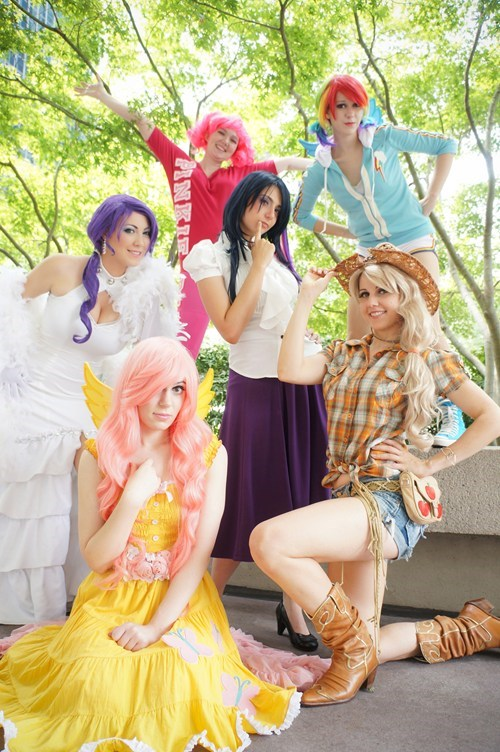 my little pony,Bronies,cosplay