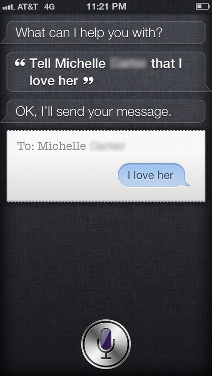 who,i love her,i love you,siri