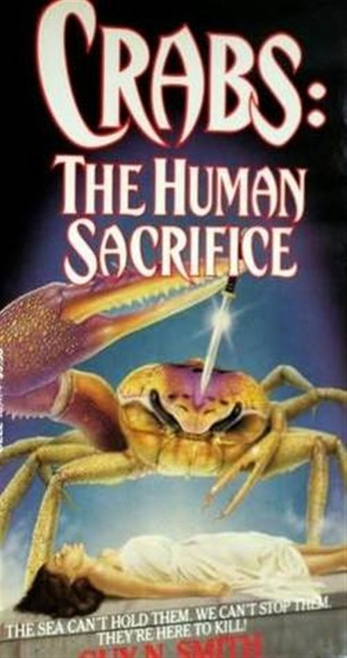 book covers books cover art crabs human sacrifice science fiction wtf - 6628791040