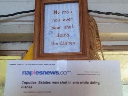dishes IRL kitchen joke news - 6628959488