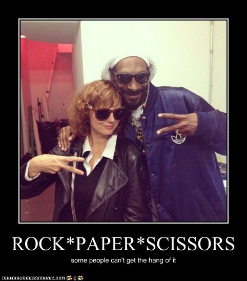 actor,celeb,demotivational,funny,Music,rap,snoop dogg,snoop lion,susan sarandon
