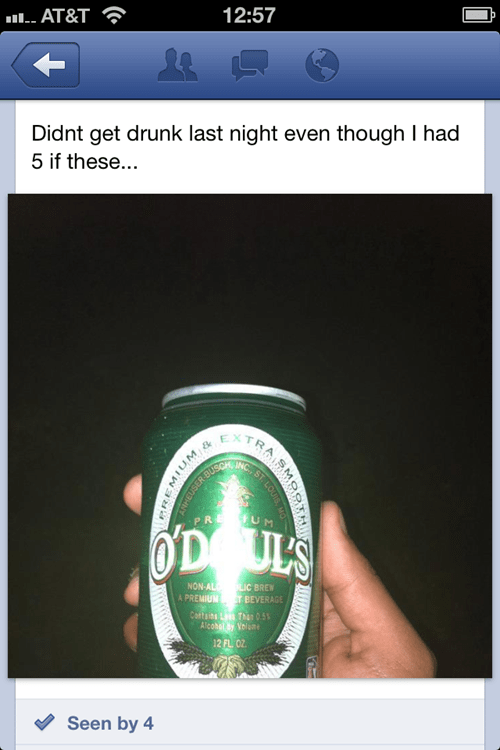 drunk hardcore last night non-alcoholic - 6629040640
