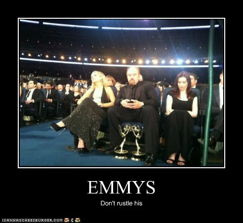 Amy Poehler,demotivational,emmys,emmys 2012,funny,louis ck,TV