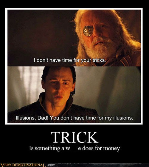 trick,arrested development,illusions,avengers
