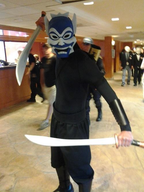 Avatar the Last Airbender blue spirit cosplay cartoons - 6630058496