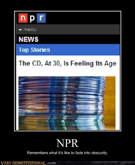 30 CD NPR old age - 6630345728