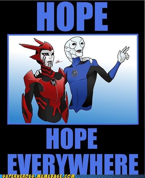 hope blue lantern lanter corps red lanter - 6630364928