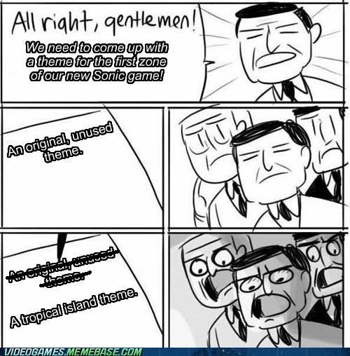 all right gentlemen meme sonic - 6630566912