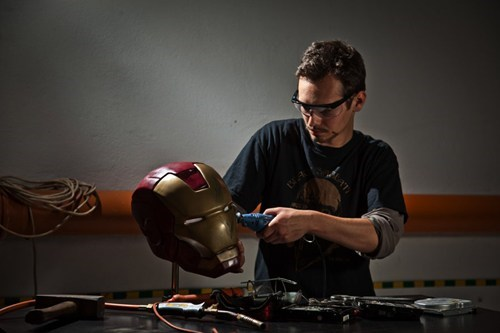 cosplay iron man superheroes - 6630989824
