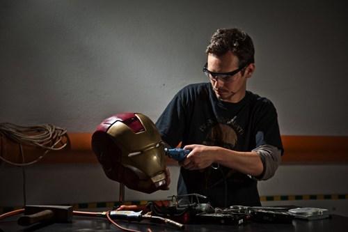 cosplay iron man superheroes - 6630989824