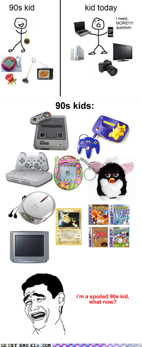 90s,kids,spoiled,toys