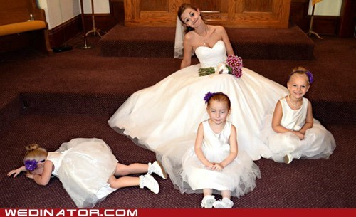 floor flower girls nap sleep tired - 6631066880