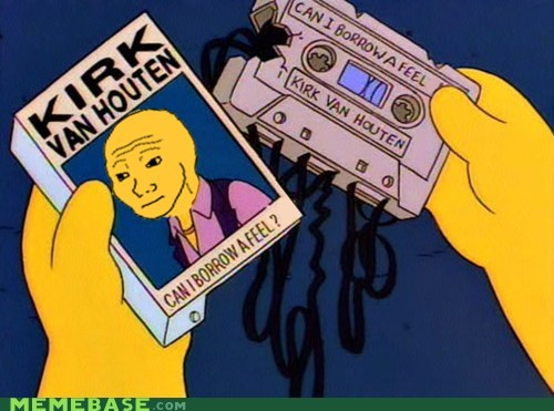 cassettes are the new 8 tracks feel milhouse simpsons that feel - 6631144192