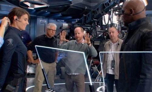 Joss Whedon,maria hill,pilot,shield