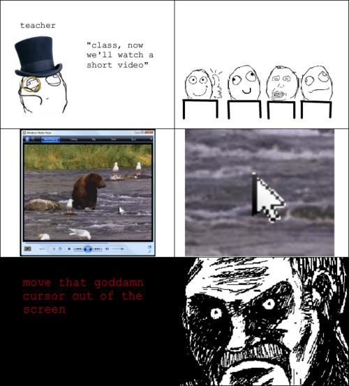 idiots ocd Video mouse - 6631607552