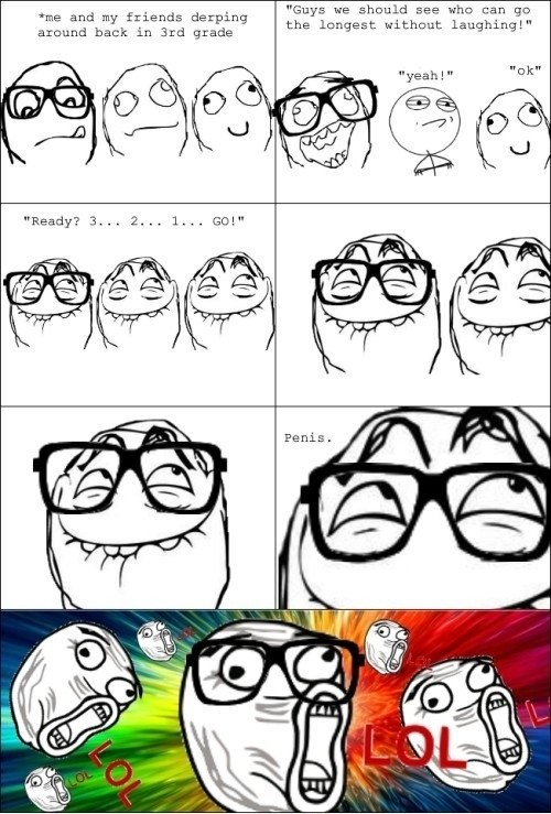 Rage Comics,childrens-games