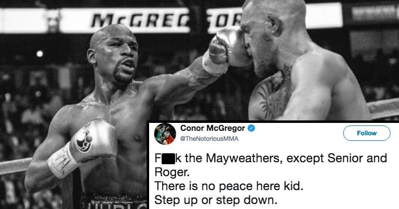 Floyd Mayweather Conor McGregor