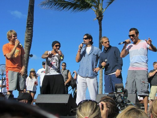 backstreet boys,cruise