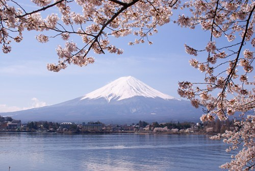 mt-fuji Japan landscape pretty colors best of week Hall of Fame - 6632839680