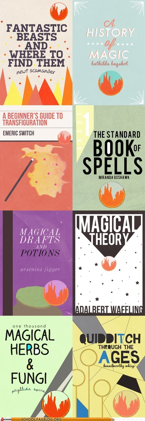 bargain books Harry Potter magic textbooks - 6632887808