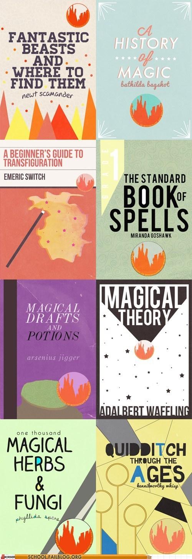 bargain books Harry Potter magic textbooks - 6632887808