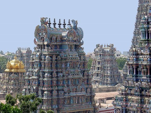 architecture design india temple - 6632995840