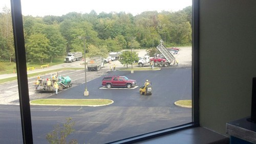 parking parking lot paving towing work - 6632998656