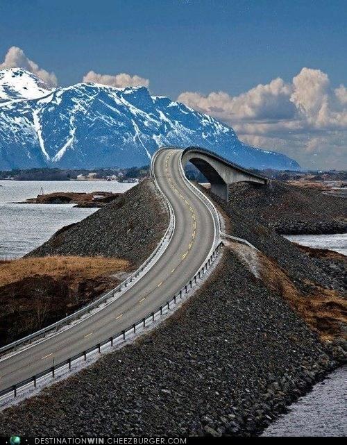 Norway road road trip Travel - 6635101696