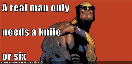 claws,knives,wolverine