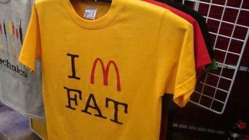 McDonald's,im-fat,t shirts