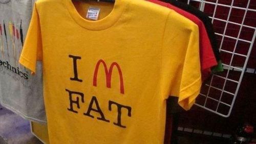 McDonald's im-fat t shirts - 6635242752