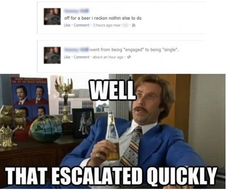 beer,break up,facebook,well that escalated quickly,categoryimage