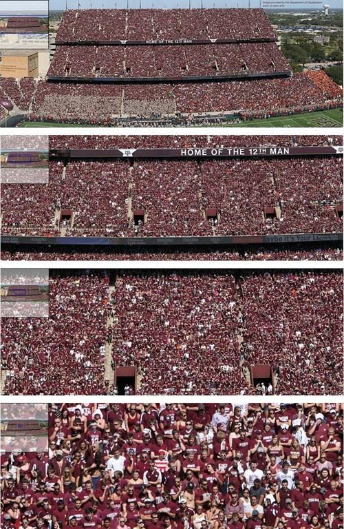 crowd football stadium wheres waldo - 6635350016