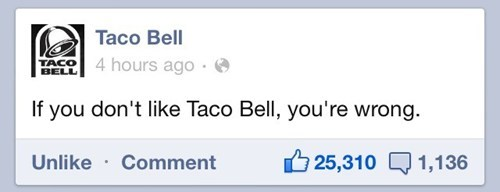 taco bell - 6635567616