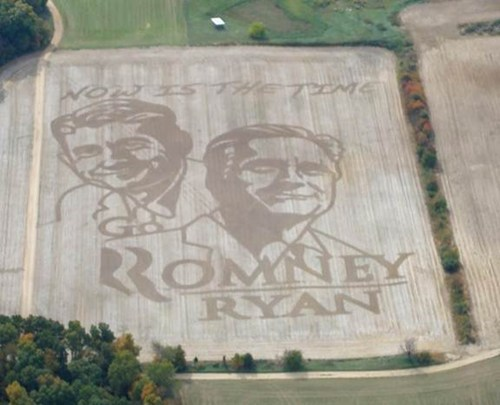 campaign Fan Art farm impressive Mitt Romney paul ryan - 6635726080