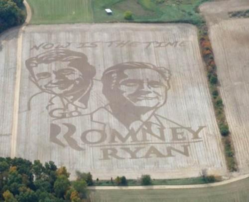 campaign Fan Art Mitt Romney paul ryan - 6635726080