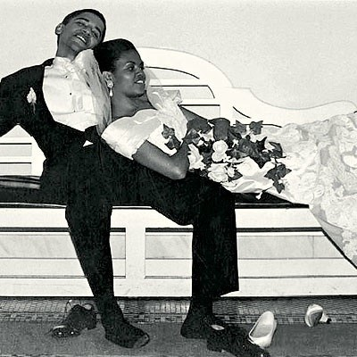 anniversary barack obama Michelle Obama obama potus president - 6636368384