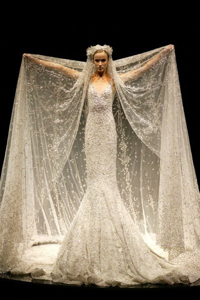 beaded categoryimage dress galadriel Lord of the Rings power veil - 6636384512