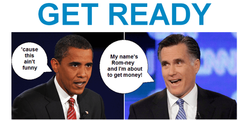 barack obama,beastie boys,get ready,huffington post,Mitt Romney,money,paul revere,rapping