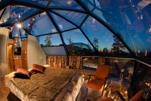 hotel stargazing stars dome best of week Hall of Fame - 6637076992
