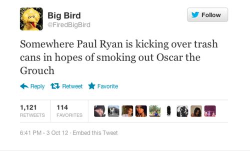 big bird election 2012 politics twitter - 6637078784