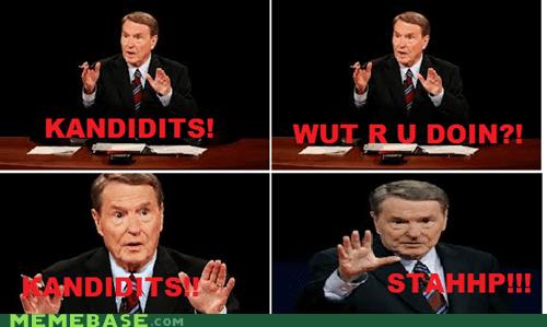 candidates,Debates,jim lehrer,presidents,stahp