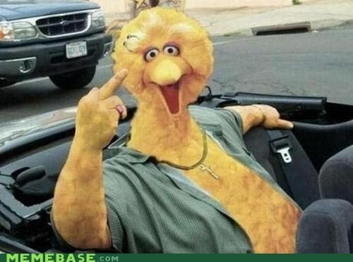 america big bird Debates funding Mitt Romney PBS president - 6637249536