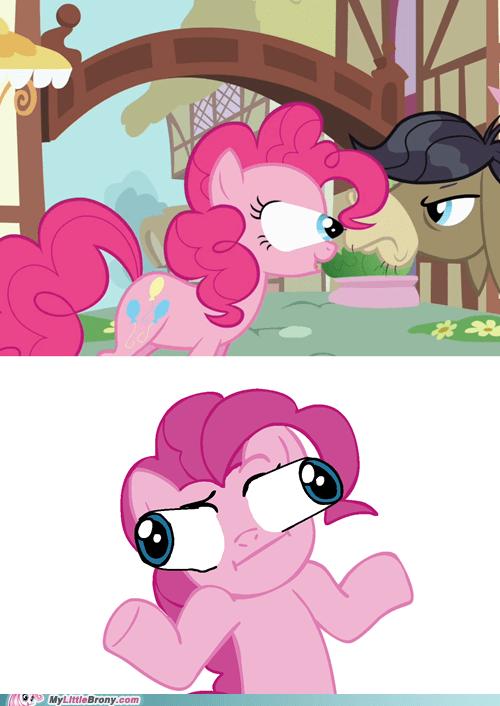eyes pinkie pie mines-longer