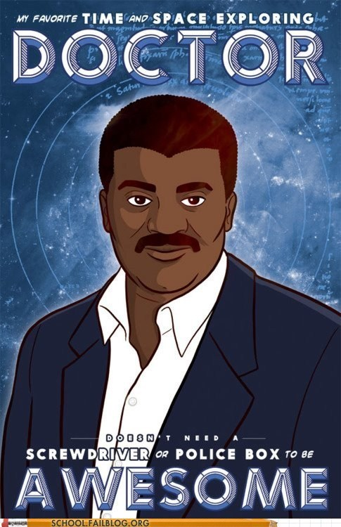 doctor who Neil deGrasse Tyson space and time the doctor categoryvoting-page - 6638267648